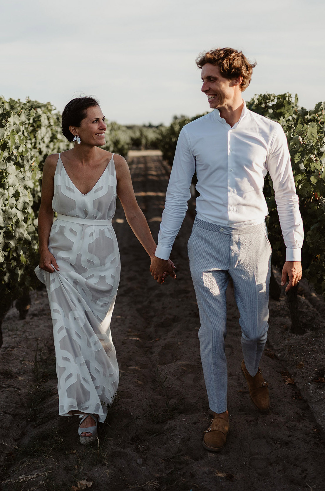 Mariage couple CAMILLE MARGUET