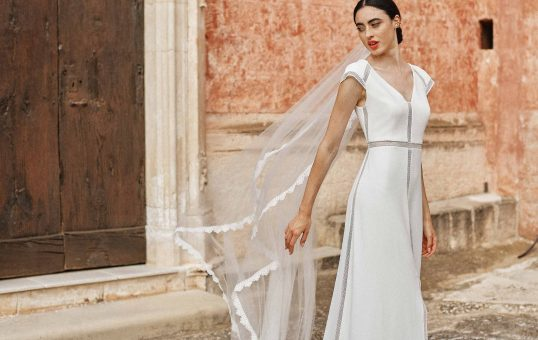 Camille Marguet Collection 2022 Robe Monica - Voile Spina