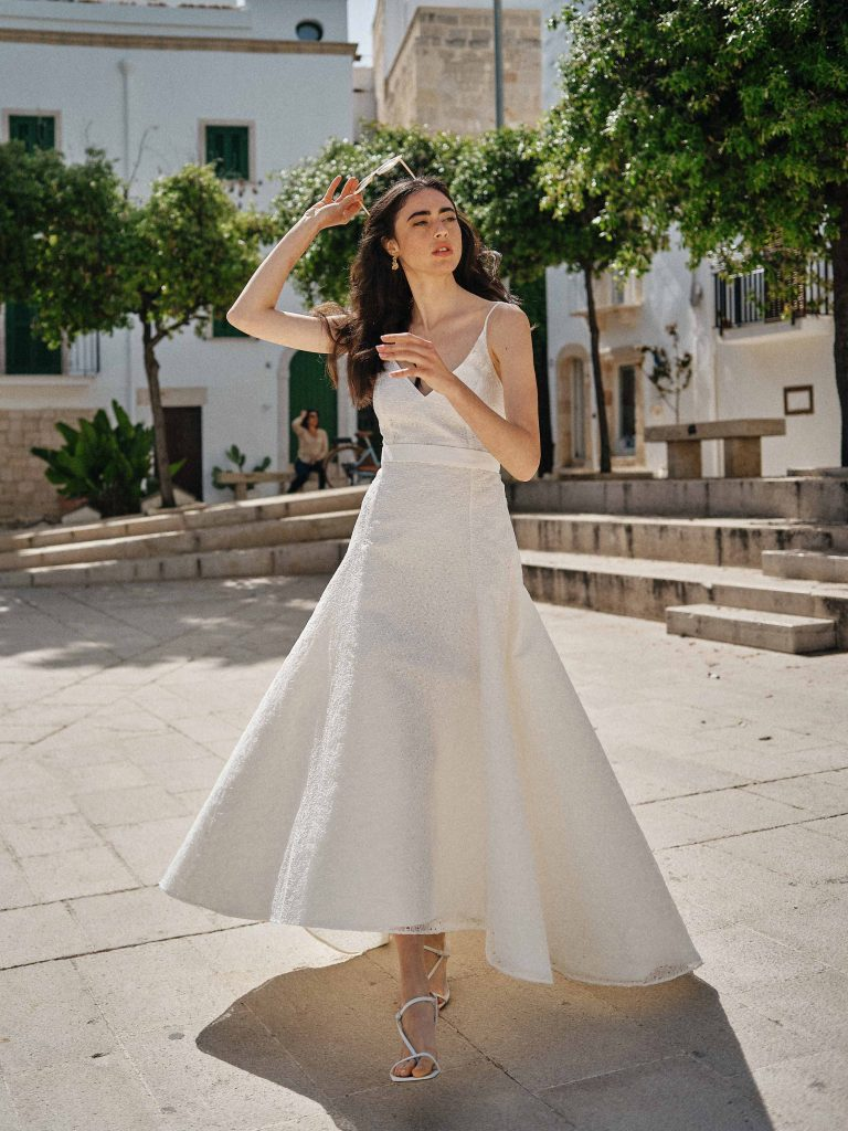 Camille Marguet Collection 2022 Robe Ornella