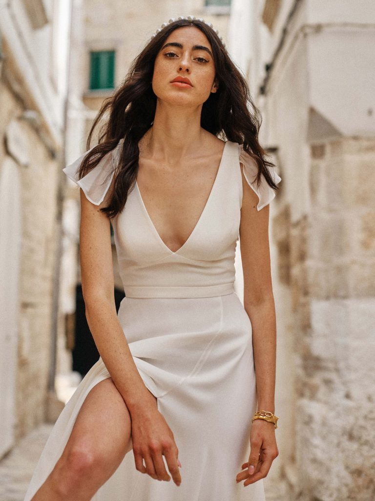 Camille Marguet Collection 2022 Robe Ostuni